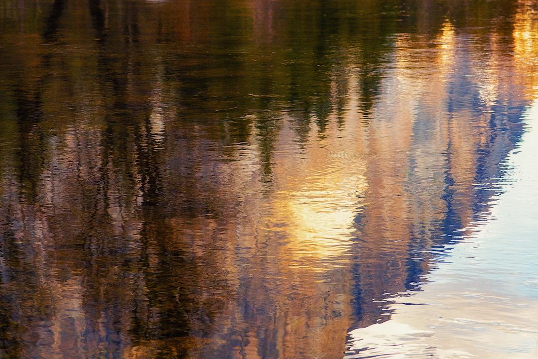 El Capitan Reflections, Yosemite NP by Ida Gamban