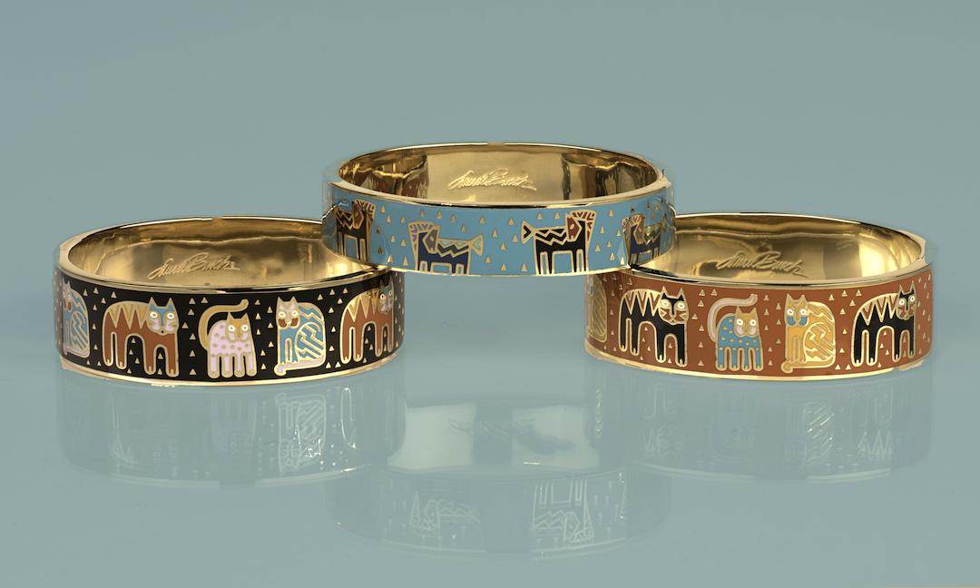 Laurel Burch bracelets